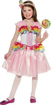 Katy Perry Costum (Lollipop Girl Costume Katy Perry for Girls size 8-10 New)