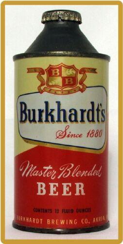 Cone Top Burkhart