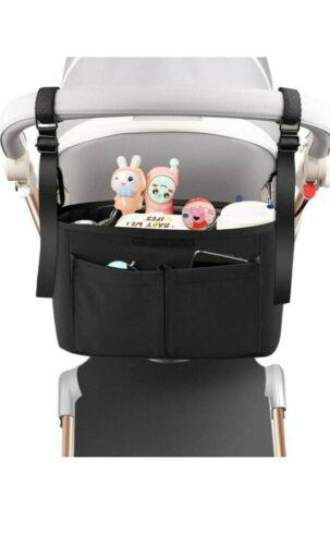 Universal Stroller Bag - Black and Waterproof