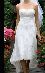 Alfred Angelo size 12 wedding dress