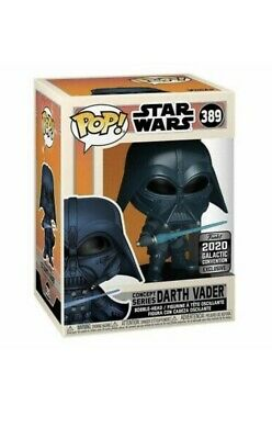 Funko Star Wars Darth Vader Galactic Convention Concept Pop!