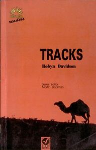 TRACKS-robyn-davidson-SUNFLOWER-READERS-in-inglese-young-adult-fiction