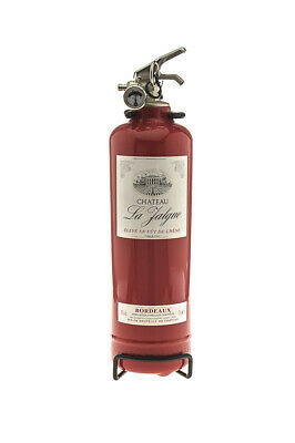 Fire Design Fire Extinguisher - Wine Box