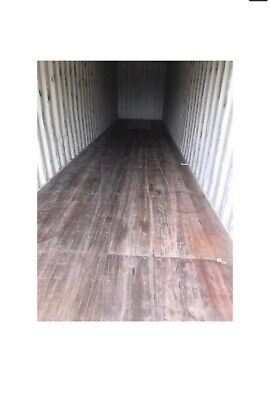53ft Solid Steel Trailer Excellent Cond Storage Office Bunker Pickup Charlotte