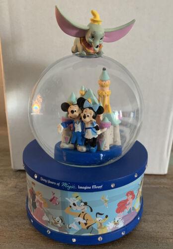Brand New Boxed Disney Primark Dumbo Snowglobe Dumbo Movie Rare Collectable
