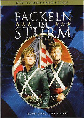 Fackeln im Sturm Box - Die Sammleredition / komplette Serie - NEU OVP - 8 DVDs