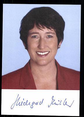 Hildegard Müller Autogrammkarte Original Signiert ## 38288