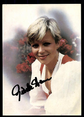 Gisela Stern Autogrammkarte Original Signiert ## BC 48546