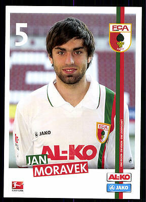 Jan Moravek FC Augstburg 2009-10 TOP + A 93193 OU