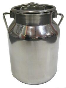 Stainless-steel-Economy-Milk-Churn-2-litre