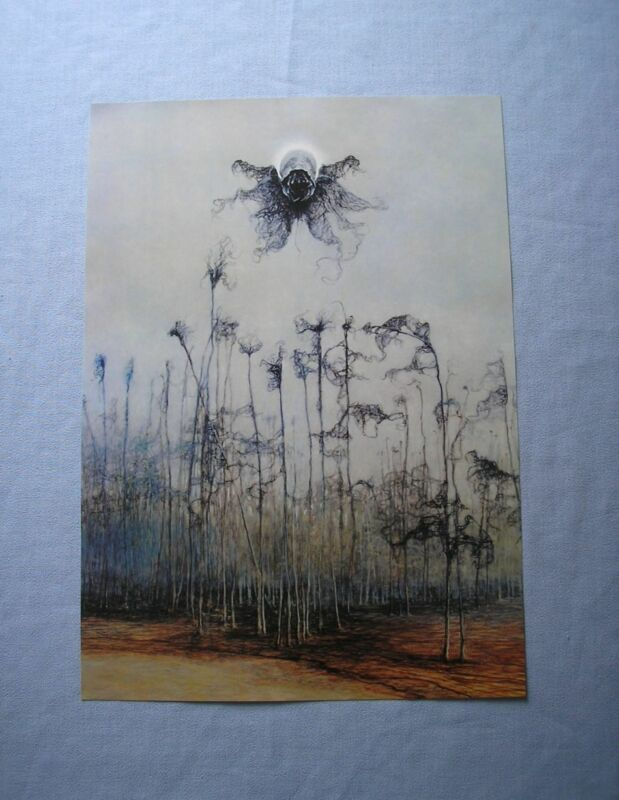 Bloomed J Edwards Original Art Tintype Limited Series From Artist C049