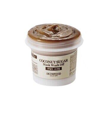 [SKIN FOOD] Coconut sugar mask (Mild Scrub) / 100ml
