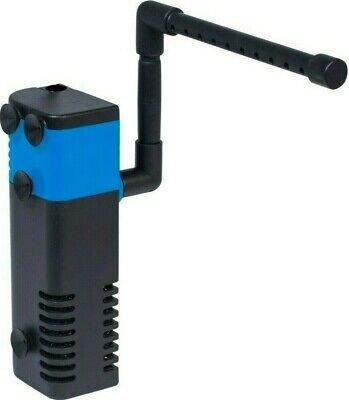 Aquarium Internal Filter 3-in-1 Multi-Function Pump 20 Gallo