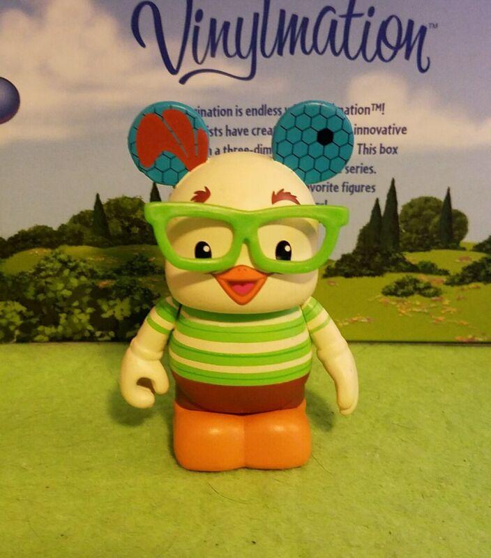"""DISNEY Vinylmation Park - 3"""" Animation Set 2 Chicken Little"""