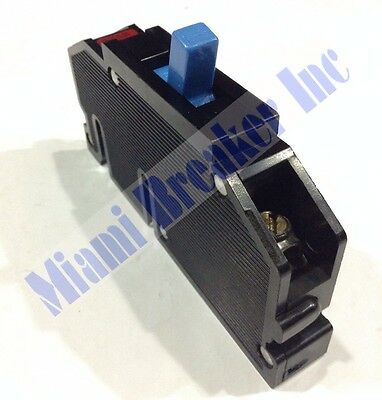 Qp55 Zinsco Gte Sylvania Type Q T Feed Thru Circuit Breaker 1 Pole 55 Amp 120v