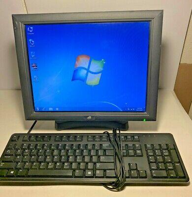 Pos System J2 630 Intel Atom D525 1.8ghz J2630rt-ssd Terminal Pos System