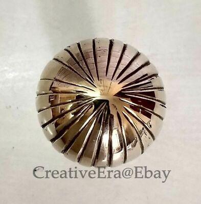 Raven Walking Stick Vintage Style Handle Head Designer for Wooden Cane Brass