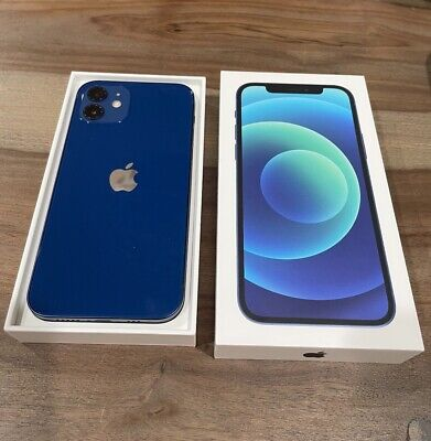 Apple iPhone 12 - 128GB - Blue (AT&T)