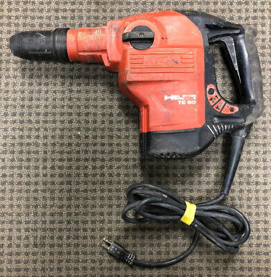 Hilti Te 60 Atc Corded 13 Amp Sds-max Rotary Hammer Power Tool Only