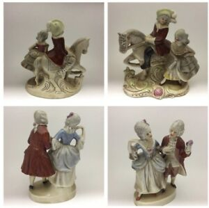 *Beautiful porcelain figurines ($80for both)