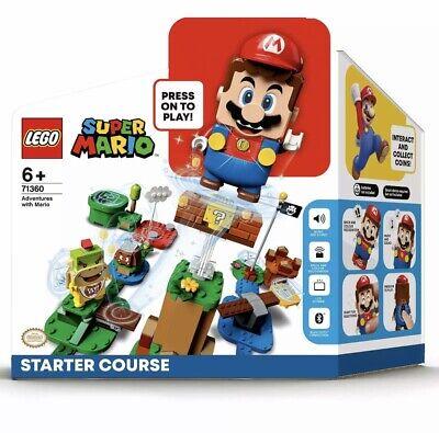 LEGO Super Mario Adventures with Mario Starter Course Ages 6+ 231PCS