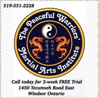Peaceful Warriors Martial Arts