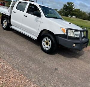 2007 Toyota Hilux  (Manual and Turbo Diesel) Ludmilla Darwin City Preview