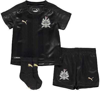 Puma Newcastle United 2017/18 Third Baby Kit