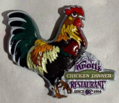 Knott's Berry Farm 100 Years Anniversary Series #9 Chicken Dinner LE -