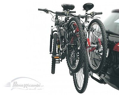 667/3 - Soporte para Bicicletas Peruzzo Trasero Gancho Remolque Arezzo 3 3...