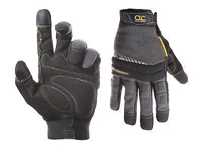 "CLC Custom Leathercraft 125S Handyman FlexGrip Gloves, Size ""SMALL"" - NEW!"