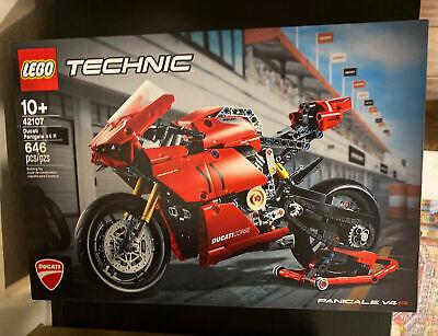 LEGO 42107 - Techic Ducati Panigale V4 R - FREE Shipping