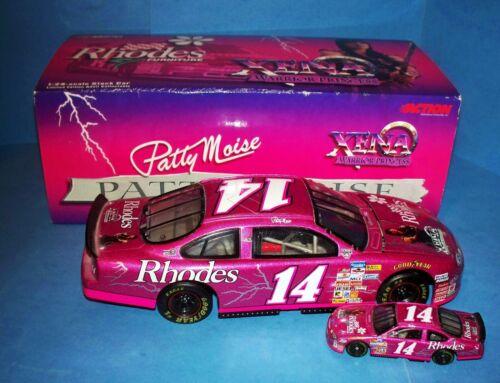 1998 Patty Moise No.14 Xena Warrior Princess Rhodes Furniture Taurus NASCAR 1:24