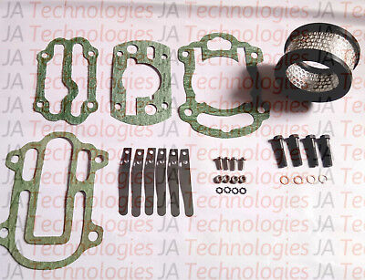 Ingersoll Rand Model 242 Head Overhaul Kit - Valve Gasket Filter