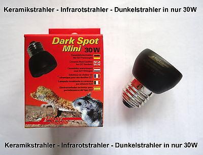 Lucky Reptile Dark Spot Mini 30 Watt Keramikheizstrahler Wärmestrahler 30W
