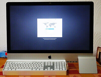 """Apple iMac 27-Inch(Late 2013) 3.5GHz """"Haswell"""" Quad-core Intel i7 """"Catalina"""" OS"""