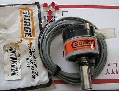 New Babson Bros Surge Repl Optic Sensor Stainless Steel Plastic 34504 52735