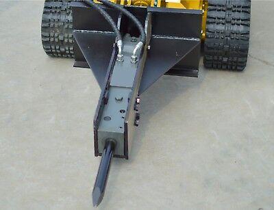 Impact Hydraulic Hammer Breaker 386 Lbs Mini Skid Steer 4 Jack Hammers