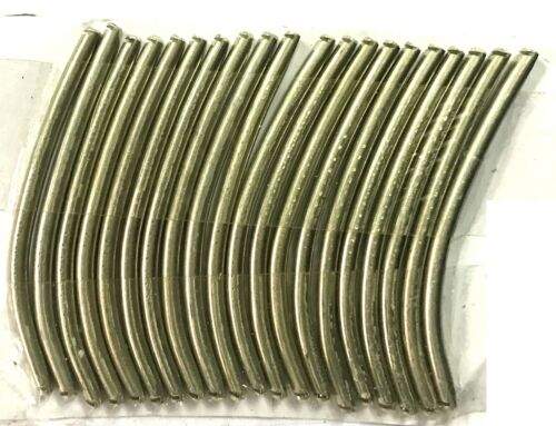 Sitar Frets full Set of 20 pieces 9cm length 5mm thickness