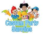 Custom Party Supplies