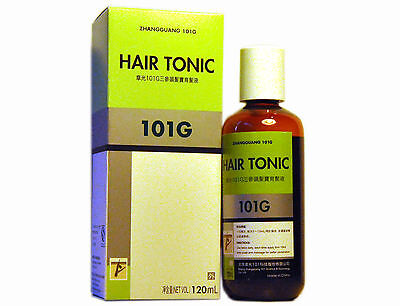1 Bottle of Zhangguang 101G Hair Tonic For Stopping Hair Loss and Help Re-grow