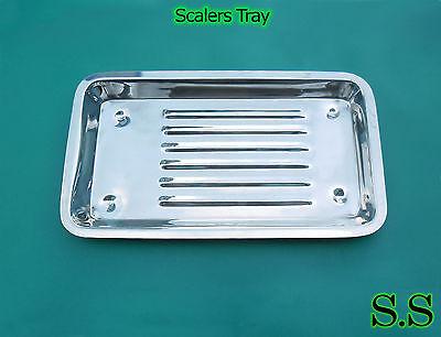 Scaler Tray 7.519cmx410cmx0.51.5cm Dental Surgical Medical