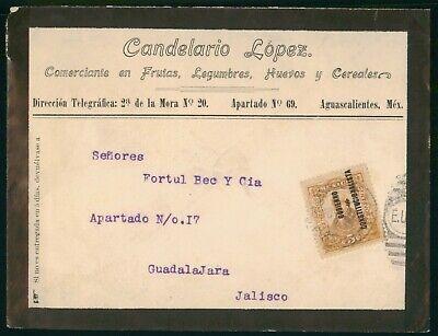 Mayfairstamps Mexico Candelario Lopz Cover wwo_57673