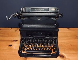 Antique Vintage Remington Typewriter