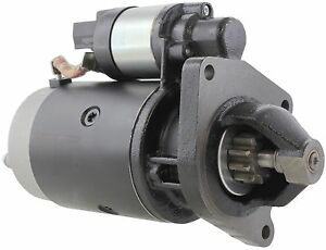 New Starter for New Holland Tractor 8010S 304ci 0-001-369-020 86513093 87776365