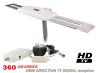 OMNI-DIRECTIONAL DIGITAL HD ANTENNA HDTV UHF DTV INDOOR OUTDOOR RV OTA CAMPING