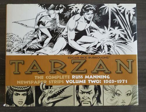 IDW Russ Mannings Tarzan Volume Two - 1969-1971
