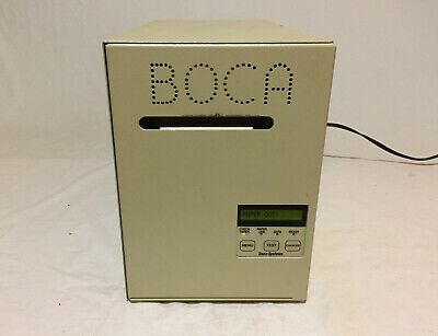 Boca Micro Plus 42 Ghostwriter Series 200 Dpi Parallel Ticket Printer