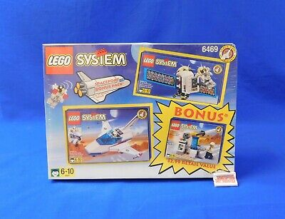 LEGO 6469 System Space Port Bonus Pack 121 Pieces Sealed