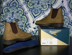 Blundstone Boots - Chisel Toe - Crazy Horse Colorway